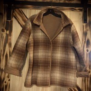 Denim & Co Barn Jacket
